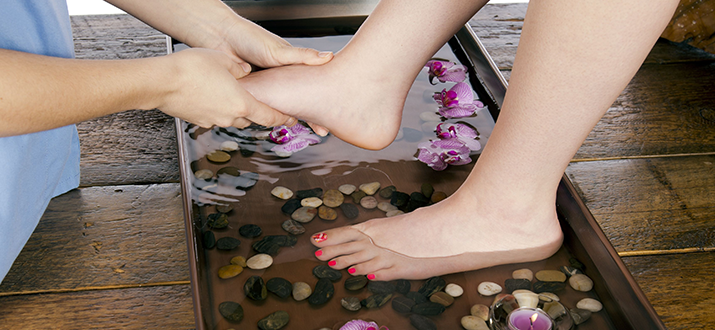 Foot Spa Chinese Deep Tissue - Reflexology : Amarillo, TX